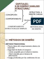 Capitulo Ii_metodos de Diseño y Analisis Estructural