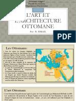 L'Art et l'Architecture Ottomane