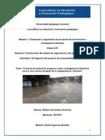 Publicación de La Evaluación de Los Procesos de Cambio y Transformación Del Programa Contra Contingencias Hidráulicas Para La Zona Urbana de Iguala de La Independencia, Guerrero