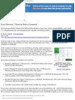 Linux 7 Desktop Distros