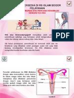 HSG leaflet