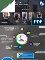 PRIMERA ENTREGA - INVESTIGACION DE MERCADOS