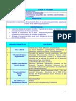 Programa Etica y Valores (Cidec)