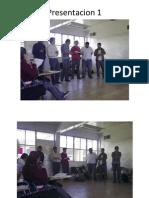 Presentaciones redes