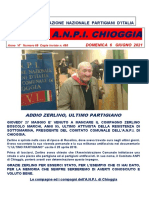 Notiziario ANPI Chioggia n.69