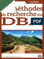 (Collection Business Science Institute) Françoise Chevalier (Editor)_ Nathalie Mitev (Editor)_ L. Martin Cloutier (Editor) - Les Méthodes de Recherche Du DBA (2018)