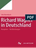 Richard Wagner in Deutschland 2011