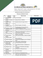 Planificacao III ANO 2019