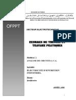 M07_Analyse de Circuits à c.a.