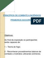 11 - COMBATE A INCÊNDIO