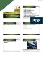06 – Sinalização e Cuidados na Selva