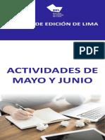 catálogo EEL - Mayo y junio 2021