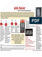 Arnaldo Xavier - Infográfico