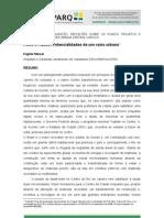 Artigo Fixos e Fluxos Potencialidades de um vazio urbano Fagner Marçal Trabalho Final de Graduação