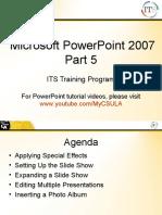 PowerPoint Tutorials - Create a Professional Presentation