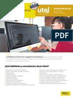 Mtr Direccion e Ingenieria de Software