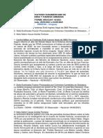 Informe Uruguay 18-2021