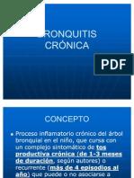 BRONQUITIS CR%D3NICA