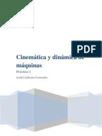 Práctica nº 1 (Cinemática)