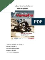 Pré -  Projecto