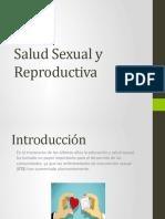 PRESENTACION de Salud Sexual y Reproductiva