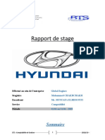 Rapport de Stage Global Engines Hyundai (1)