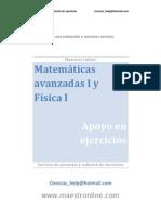 Matematicas avanzadas 1 Fisica 1