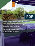 201104 Racquet Sports Industry