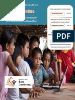 """Revista de Educación """"San Jerónimo"""" Junio2021"""