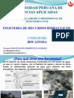 Unidad III c Ing Recurs Hidraul 2021 0