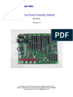 4 Chip Board Assembly Manual