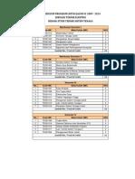 375_BIDANG_STUDI LJ 2009 - 2014