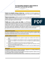 Agenda_Formation des responsables maternités sur ANJE