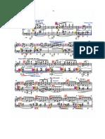Análisis Debussy Preludio IV. Book 1.