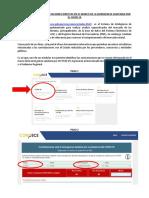 Identificación de Contrataciones Directas en El Marco de La Emergencia Sanitaria Por El Covid 19