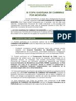Normativa III Copa Gaditana Cxm