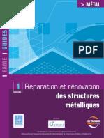 Réparation et rénovation VERSION 3. des structures métalliques MÉTAL. Validé par