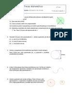 perímetro de um circulo 1_ 6 ano