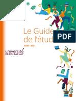 Guide-etudiant-Paris-Saclay-2020-2021