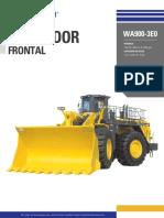 Cargador-Frontal-WA900-3E0
