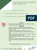 2-tema. Tehnologia producerii materialului săditor şi înfiinţării plantaţiilor viticole