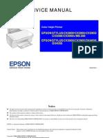 Epson Stylus Color Manual