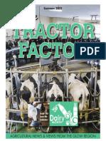 Tractor Factor (Summer 2021)