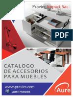 CATALOGO DE PRODUCTOS AURE ABRIL 2021