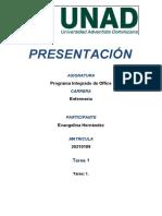 Programa Integrado de Office