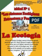Unidad 1. Introducción a los sistemas ecológicos