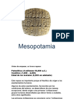 Historia Mesopotamia