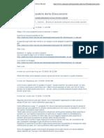 Brochure Tecniche Consumo Olio e Sedi Valvole