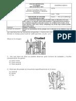 Evaluacion de Historia Zonas de Chile