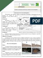 6º GEO Atividade 3 - A formação de rios e bacias hidrográficas - Professor